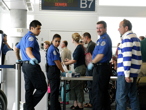 TSA employees 3 SC TSA Agent Accused Of Stealing $100 From Passenger's Wallet