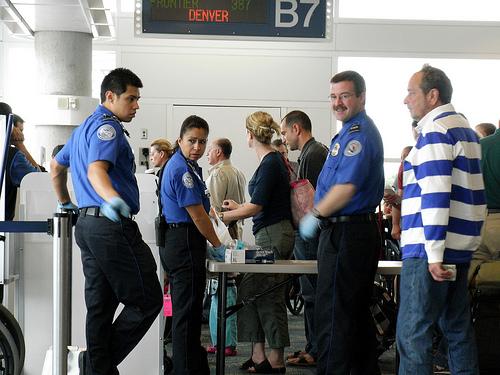 TSA employees 3 SC