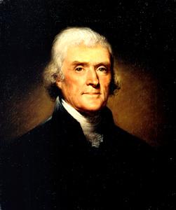 Thomas Jefferson SC
