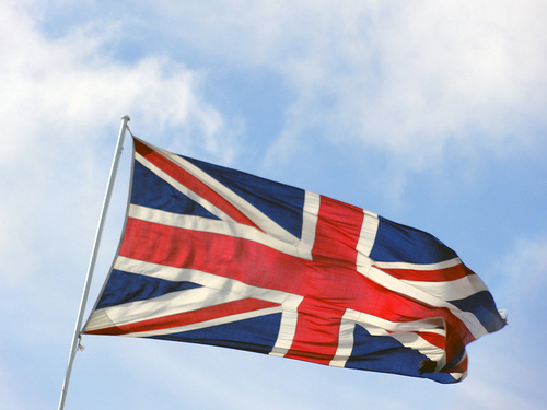 UK flag SC The Real Lesson From The British Double Dip Recession