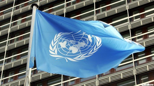 United Nations flag SC UN Arms Trade Treaty Gaining Ground As Globalists Scheme to Disarm the World