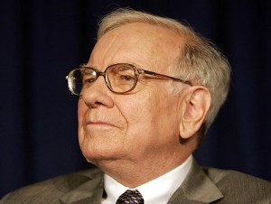 Warren Buffett SC 300x226 Warren Buffett and Newspapers: Infatuation or Cold Calculation?