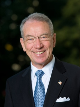 Grassley SC IRS Told Pro Life Group to Swear It Would Not Protest Planned Parenthood