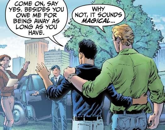 Green Lantern Gay