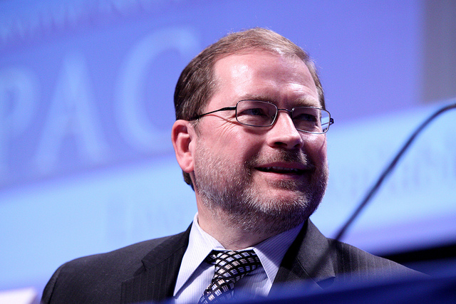 Grover Norquist SC Conservative Leaders Urge Tough Line on Fiscal Cliff