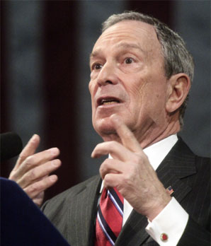 Michael Bloomberg SC On Cue, Left Politicizes Murders of Children