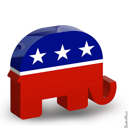 Republican Elephant 2 SC GOP governors want special prosecutor in IRS case