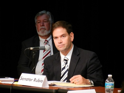 Rubio SC Rubio In 2010: Path to Citizenship is Basically Code for Amnesty""