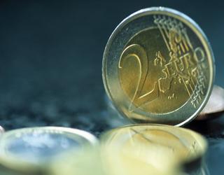 euro coin SC