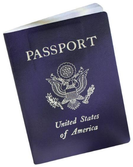 passport SC