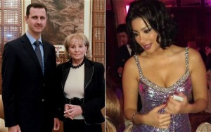 syria split barbara walters 300x187 Barbara Walters apologises over links to Syrian aide of Bashar al Assad