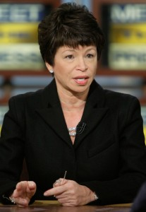 valerie jarrett 207x300 The Woman Behind the Veil: Valerie Jarrett