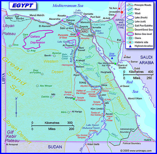 Egypt SC Pay Attention to Egypt