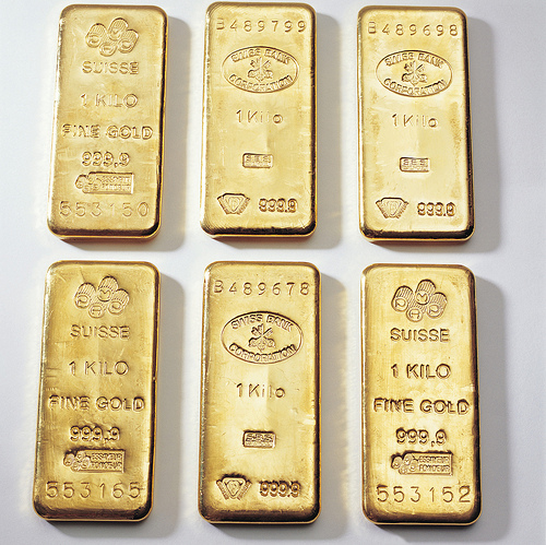 Gold Bars SC