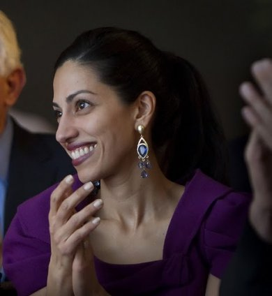 Huma Abedin SC Weiner's a Problem but Huma Abedin is a Bigger Problem