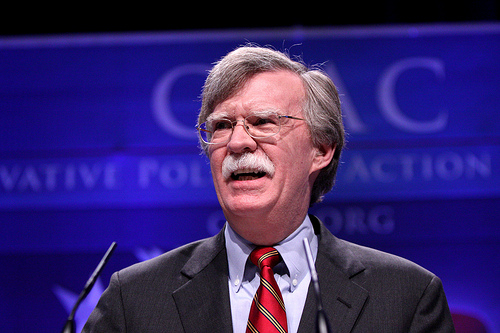 John Bolton SC Bolton: Olympic Terrorists Could Be Hard to Detect