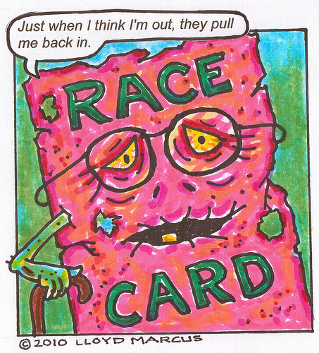 Race Card SC The Race Card