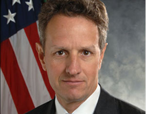 Timothy Geithner SC U.S. Treasury, Trying to Duck Borrowing Limit, Will Stop Investing in Govt Retirement Funds