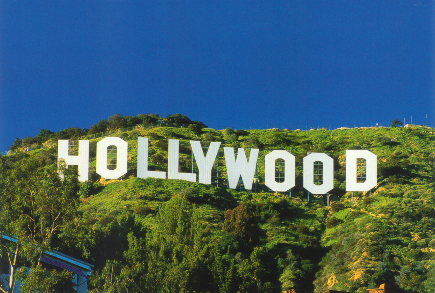 hollywood sign Political And Pop Culture Influence