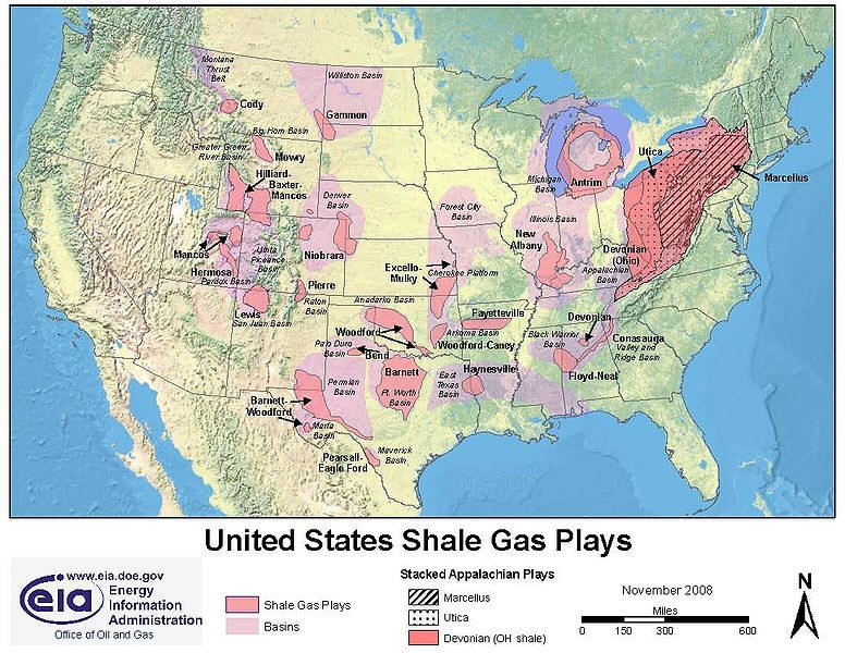 The Road to Freedom is Paved with Shale