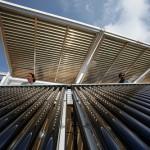 Photo credit: Dept of Energy Solar Decathlon (Creative News)