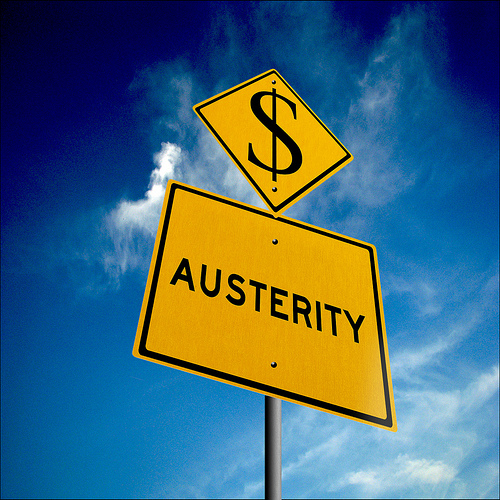Austerity SC Why Government Austerity Is a Blessing