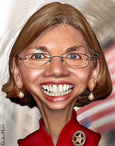 Elizabeth Warren 2 SC Why Elizabeth Warren Wants America to Be More Like Communist China