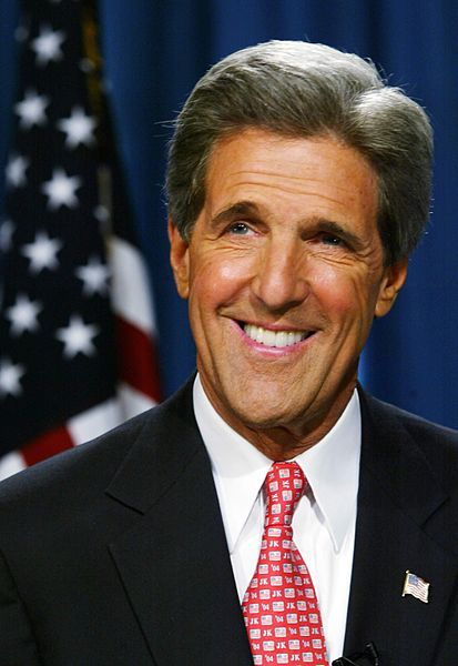 John Kerry SC Report: Clinton Wants Kerry Over Rice as Replacement