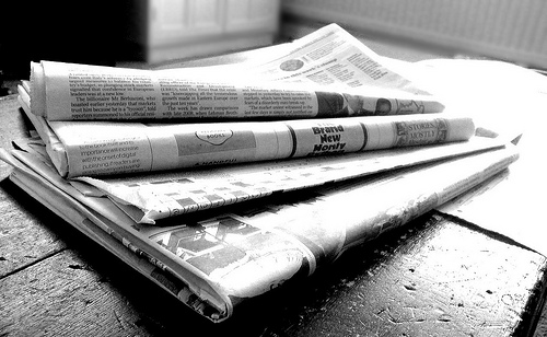Newspaper SC Young Reporter Bails Out—Says Newspapers Killed Newspapers