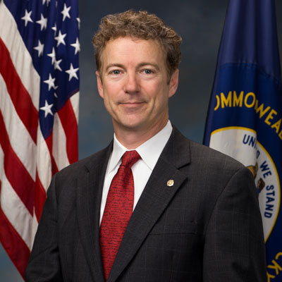 Rand Paul 4 SC Sen. Rand Paul: The Sequester Is a Pittance