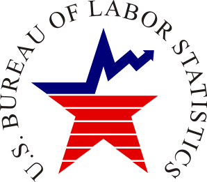 US Bureau of Labor statistics SC