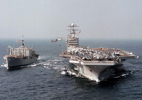US Navy SC Military preparedness suffers, yet Obama takes $100 million vacation