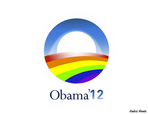 obama gay marriage sc Emotional Embrace Of Same Sex Marriage