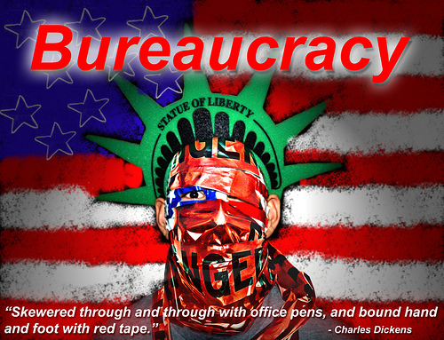 Bureacracy statue of liberty1 How To Create A Monster