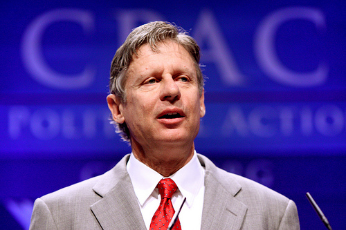 Gary Johnson SC Consider the Libertarian Party