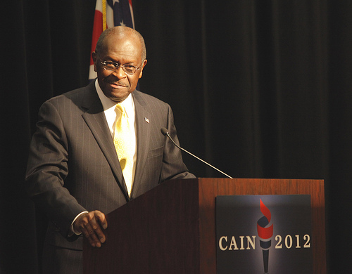 Herman Cain SC GOP civil war: Herman Cain calls for third party