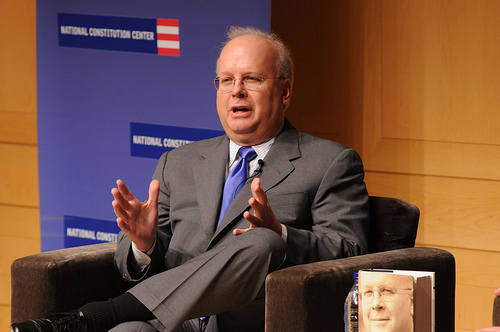 Karl Rove SC Karl Rove declares war on conservatives