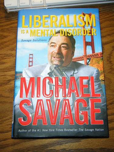 Michael Savage SC