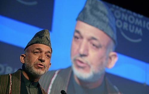 Hamid Karzai SC Karzai: Terrorism in Afghanistan Has Not Gone Away. It Has Increased