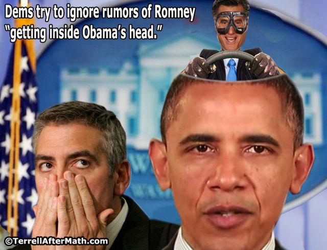 Mitt In Obama's Head SC