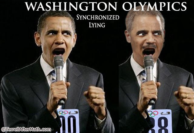 Obama Holder Liars SC The Leftist Mind: numbskull nexus