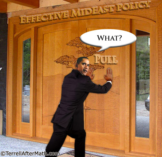 Obama Middle East Policy SC You Are Correct, Sir   It Was Offensive