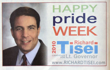 Richard Tisei SC Natl GOP gives $1m to gay activist candidate for Congress