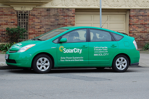 SolarCity SC SolarCity    Another Obama Scandal