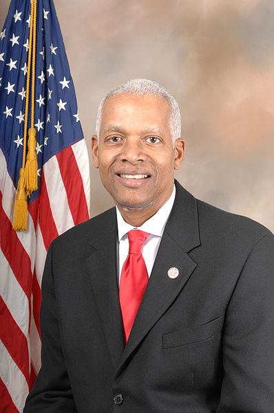 398px Hank Johnson Official Congressman argues for repeal of free speech
