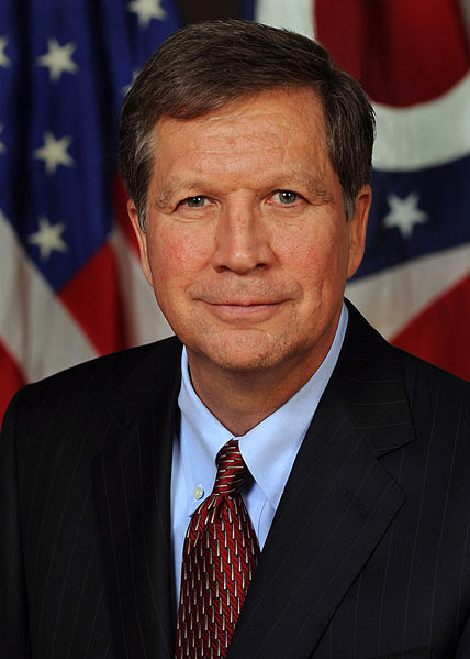"428px Governor John Kasich John Kasich betrays conservatives, lies about ""Blocking ObamaCare"" in Ohio"
