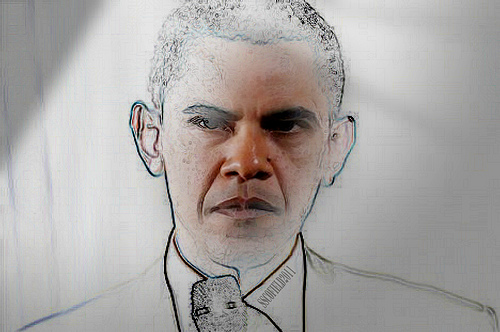 Angry Obama SC Muslim, Mahdi, or Antichrist?