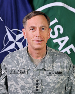 General David Petraeus SC Who Benefits When Top Military Brass Fall