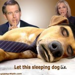 Obama Media Sleeping Dog Lie SC