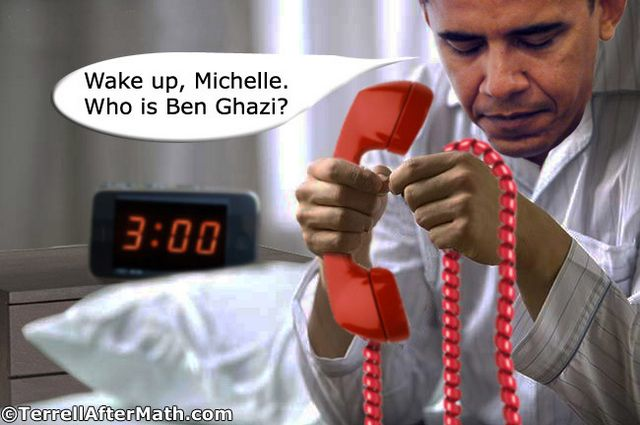 Obama Who Is Benghazi SC